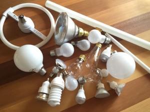 僕の電球コレクション