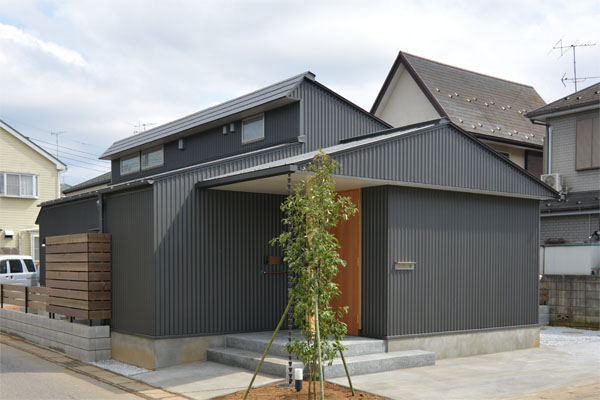 松戸の家 竣工写真