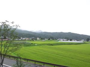 川場村、田園風景