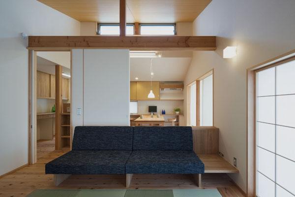 日本の住まい ~和の素材と製品の選び方~(松戸の家)